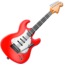 Guitar Emoji (Apple)