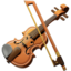 Violin Emoji (Apple)