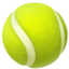 Tennis Emoji (Apple)