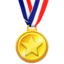 Sports Medal Emoji (Apple)
