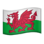 Wales Emoji (Apple)