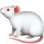 Mouse Emoji (Apple)