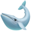 Whale Emoji (Apple)