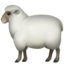 Ewe Emoji (Apple)