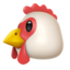 Chicken Emoji (Apple)