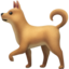 Dog Emoji (Apple)