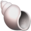 Spiral Shell Emoji (Apple)