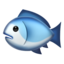 Fish Emoji (Apple)