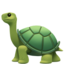 Turtle Emoji (Apple)
