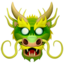Dragon Face Emoji (Apple)