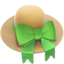 Woman'S Hat Emoji (Apple)