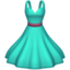 Dress Emoji (Apple)