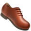 Man'S Shoe Emoji (Apple)