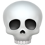 Skull Emoji (Apple)