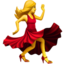 Woman Dancing Emoji (Apple)