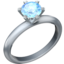 Ring Emoji (Apple)
