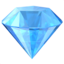 Gem Stone Emoji (Apple)