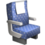 Seat Emoji (Apple)