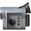 Video Camera Emoji (Apple)