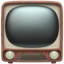 Television Emoji (Apple)