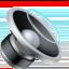 altoparlante a volume intermedio Emoji (Apple)