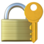 Locked With Key Emoji (Apple)