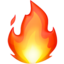 fuoco Emoji (Apple)
