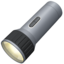 Flashlight Emoji (Apple)