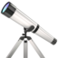 Telescope Emoji (Apple)