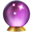 Crystal Ball Emoji (Apple)