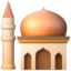 Mosque Emoji (Apple)
