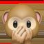 non parlo Emoji (Apple)