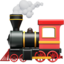 Locomotive Emoji (Apple)