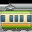 vagone Emoji (Apple)