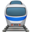 Train Emoji (Apple)
