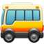Bus Emoji (Apple)