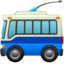 Trolleybus Emoji (Apple)