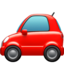 Automobile Emoji (Apple)