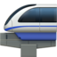 Monorail Emoji (Apple)
