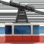 Mountain Cableway Emoji (Apple)