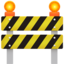 Construction Emoji (Apple)