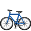 Bicycle Emoji (Apple)