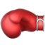 Boxing Glove Emoji (Apple)