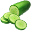 Cucumber Emoji (Apple)