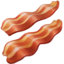 Bacon Emoji (Apple)