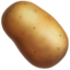 Potato Emoji (Apple)