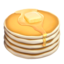 Pancakes Emoji (Apple)