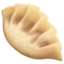 Dumpling Emoji (Apple)