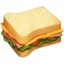 Sandwich Emoji (Apple)