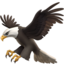 Eagle Emoji (Apple)